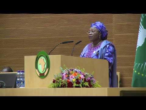 Statement by the Chair of the Executive Council: Opening of 31st Ordinary Session of the AU ExCl