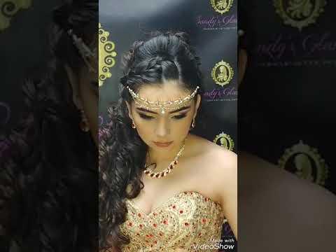 Makeup Arabic Sandy's Glamour Facebook , Instagram , Google , You tube
