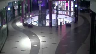 Poznań City Center - walący się dach (katastrofa budowlana) | Roof collapse in Poznań shopping mall