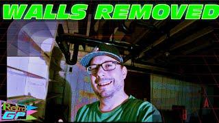 Pinball Arcade Build Out 3 - Walls Removed - Retro GP