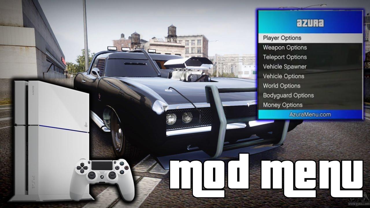 Azura Mod Menu Ps4 Download
