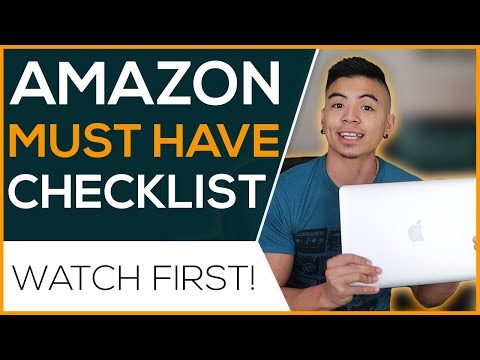 Everything You Need BEFORE Starting Amazon FBA | Watch This First!