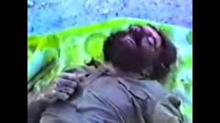 русско-грузинская война. Допрос абхазского боевика