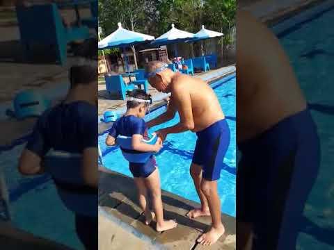 Cara MUDAH dan CEPAT Belajar Berenang Gaya Katak/DADA, Langsung BISA! Pakai