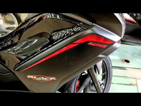 Xe.Tinhte.vn - Chi tiết Honda Air Blade 125 Black Edition
