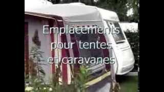 Camping***  Kervastard à Fouesnant avec piscine et pataugeoire chauffées