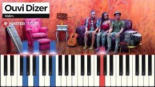 Baixar 💎 Ouvi Dizer - Melim   Piano Tutorial 💎