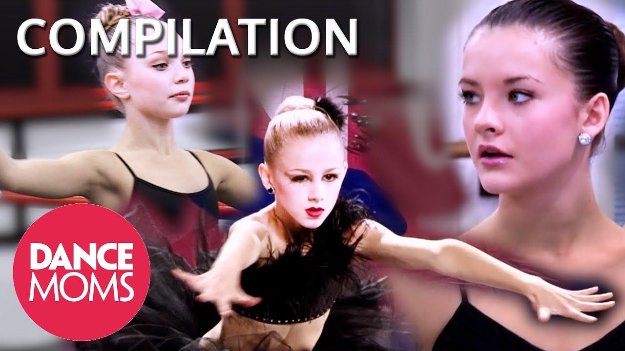 """""""We NEVER Do Ballet!"""" Ballet-Inspired ARGUMENTS and VICTORIES (Flashback Compilation)   Dance Moms"""