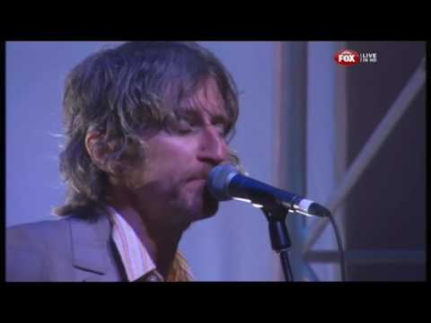 Tim Rogers - The Boy's Are Back In Town (live) AFL GF Breakfast