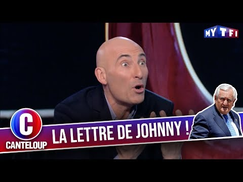 """Imitation de Jean-Pierre Raffarin - """"Très touchante, cette lettre !"""" - C'est Canteloup"""
