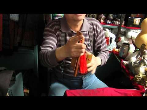 Kuaiban Rap  (快板) - Beijing 2011