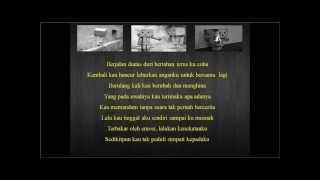 Lirik Lagu Ami ft Fiexar Benion - Kata Manis Terakhir