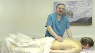 Как сделать массаж для похудения