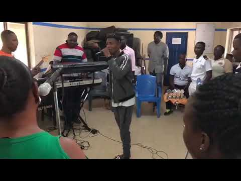 Ghana Navy Band(Tema) and Kofi Kinaata#TeamMove#High Grade Family#WestsideLegacy