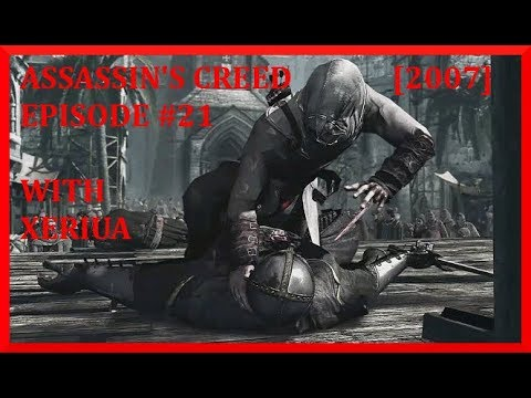 Assassin's Creed 1 Walkthrough Part 21 - The Merchant King o