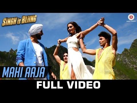 Mahi Aaja - Full Video | Singh Is Bliing |...