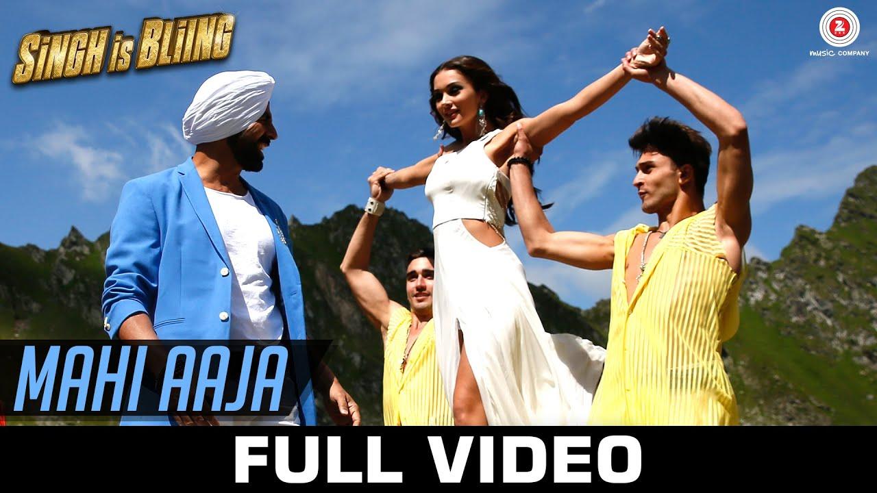 Download Mahi Aaja - Full Video | Singh Is Bliing | Akshay Kumar & Amy Jackson