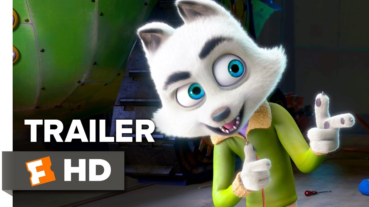 Arctic Dogs Trailer #1 (2019) | Fandango Family