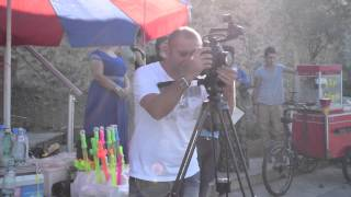 Wedding operator make the wedding video for the newlyweds in Tbilisi tel: 599.199937