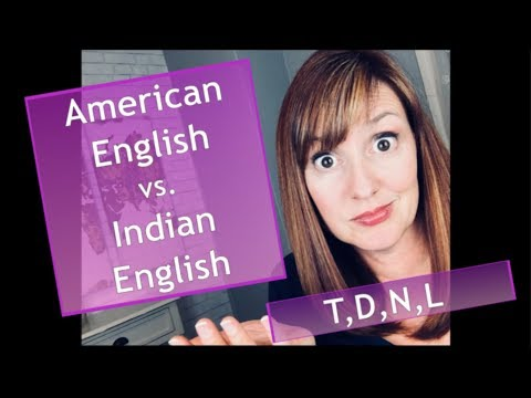 T and D Sounds: American Accent Training for Indian Speakers | Clear English Corner