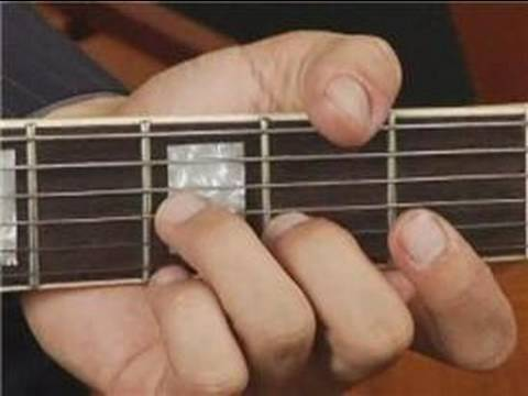 Play Bb Dim Chord on the Top Guitar Strings: Root Position : Guitar ...