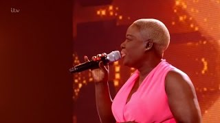 The X Factor UK 2015 S12E12 6 Chair Challenge - Overs - Jennifer Phillips Full Clip