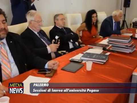 Palermo Sessioni Di Laurea All Universita Pegaso Youtube