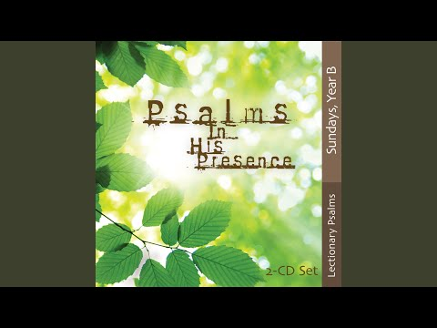 Psalm 90: Fill Us with Your Love