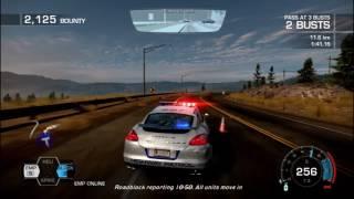 Need For Speed Hot Pursuit- PART 61 Porsche Patrol
