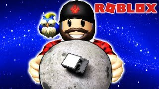 The MOON is mine! | ROBLOX #admiros