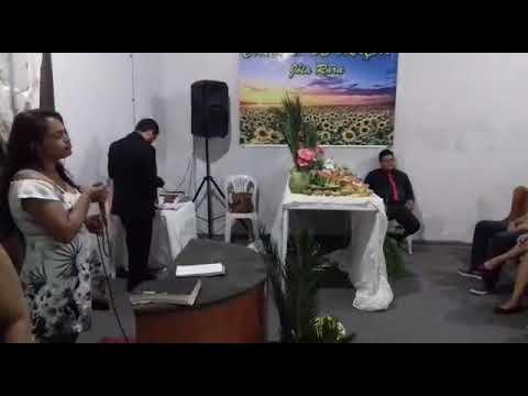 Levitas da igreja Herói da fe tabuado