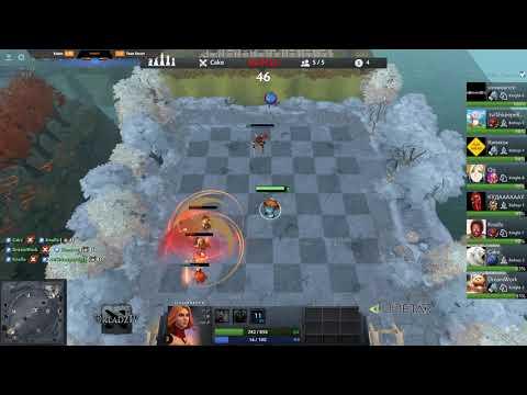 Dread's stream   Dota 2 - Auto Chess / Bounty Hunter / Clockwerk / Shadow Demon   18.02.2019
