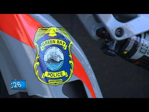 Green Bay Police add state-of-the-art E-Bikes