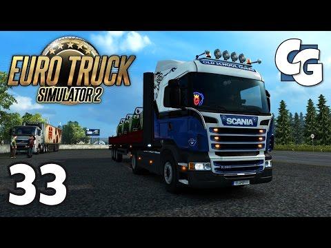 Euro Truck Simulator 2 - Ep. 33 - Entering Belarus