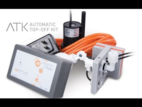 ATK - Automatic Top-off Kit :: Safety Made Simple :: Automation for your Aquarium by Neptune Systems