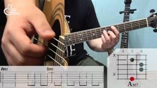 [그랩더기타] Talk - 10CM (십센치) [Guitar/기타/강좌/통기타/배우기/주법/독학]