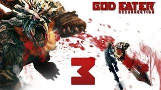God Eater Resurrection ✔ Прохождение на русском ✔ #3 - Сома не меняется