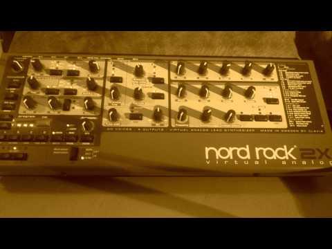 [Tuto] #14 Nord Lead 2X : Evolutive Synth