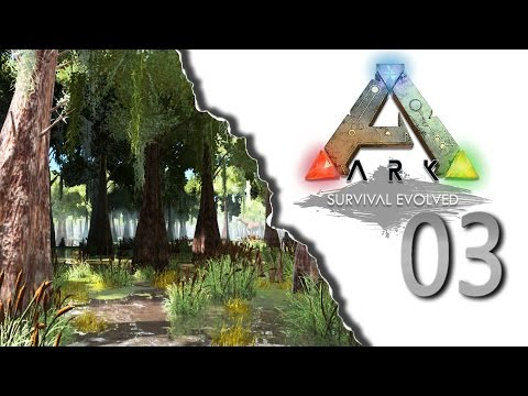 ARK: Survival Evolved - New Swamp Biome - Ep03