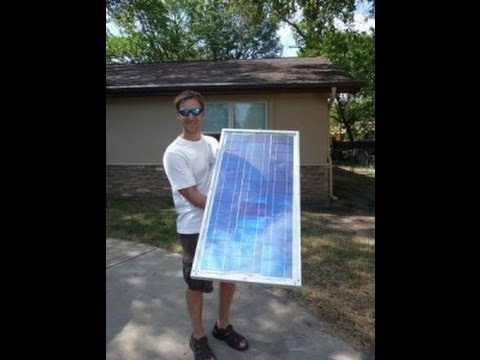 How To Reduce 50% Electric Bill  With Solar Panels!!
