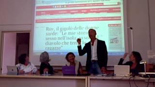 Casteddu Online e Scirarindi si raccontano agli studenti dell'Università di Cagliari parte I
