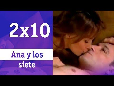 Ana y los siete  2x10: Crisis | RTVE Series