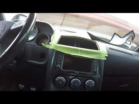 Fixing The Dash In My Dad's 2010 Srt8 Challenger