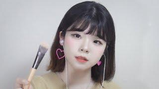 [한국어 ASMR] 친절하고 말 많은 메이크업 샵 롤플레이│Makeup shop roleplay [위스퍼링 Whispeirng]