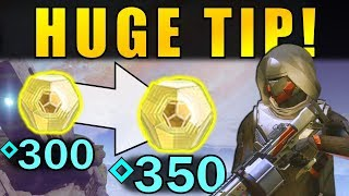 Destiny 2: HUGE POWER LEVEL TIP! | Weapon & Armor Mods Explained!