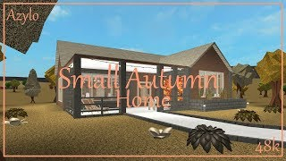 Roblox | Bloxburg: Small Autumn Home (48k)