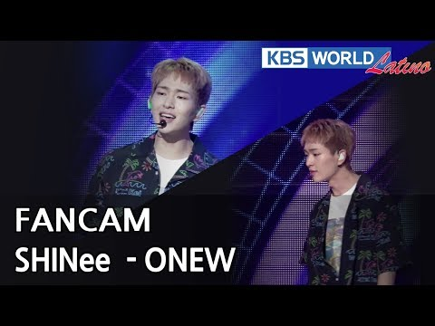 [FOCUSED] SHINee's Onew- I Want You [Music Bank / 2018.06.22.]