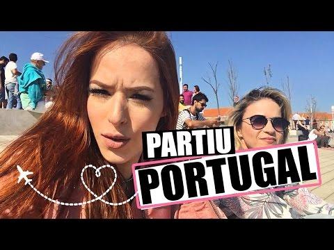 CONHECENDO MINHA REALIDADE + PARTIU PORTUGAL