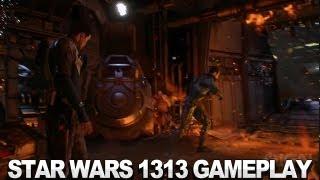 Star Wars 1313 Gameplay - Clip 1