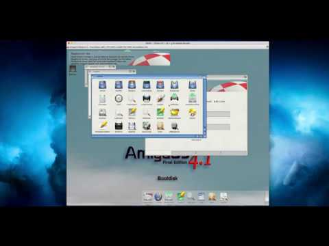 amigaos 4.1 final edition classic iso